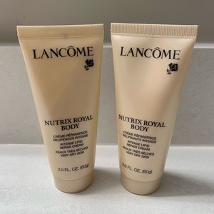 Lancôme | body lotion duo 🤍